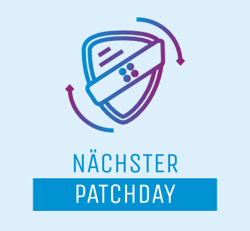 Nächster Patchday